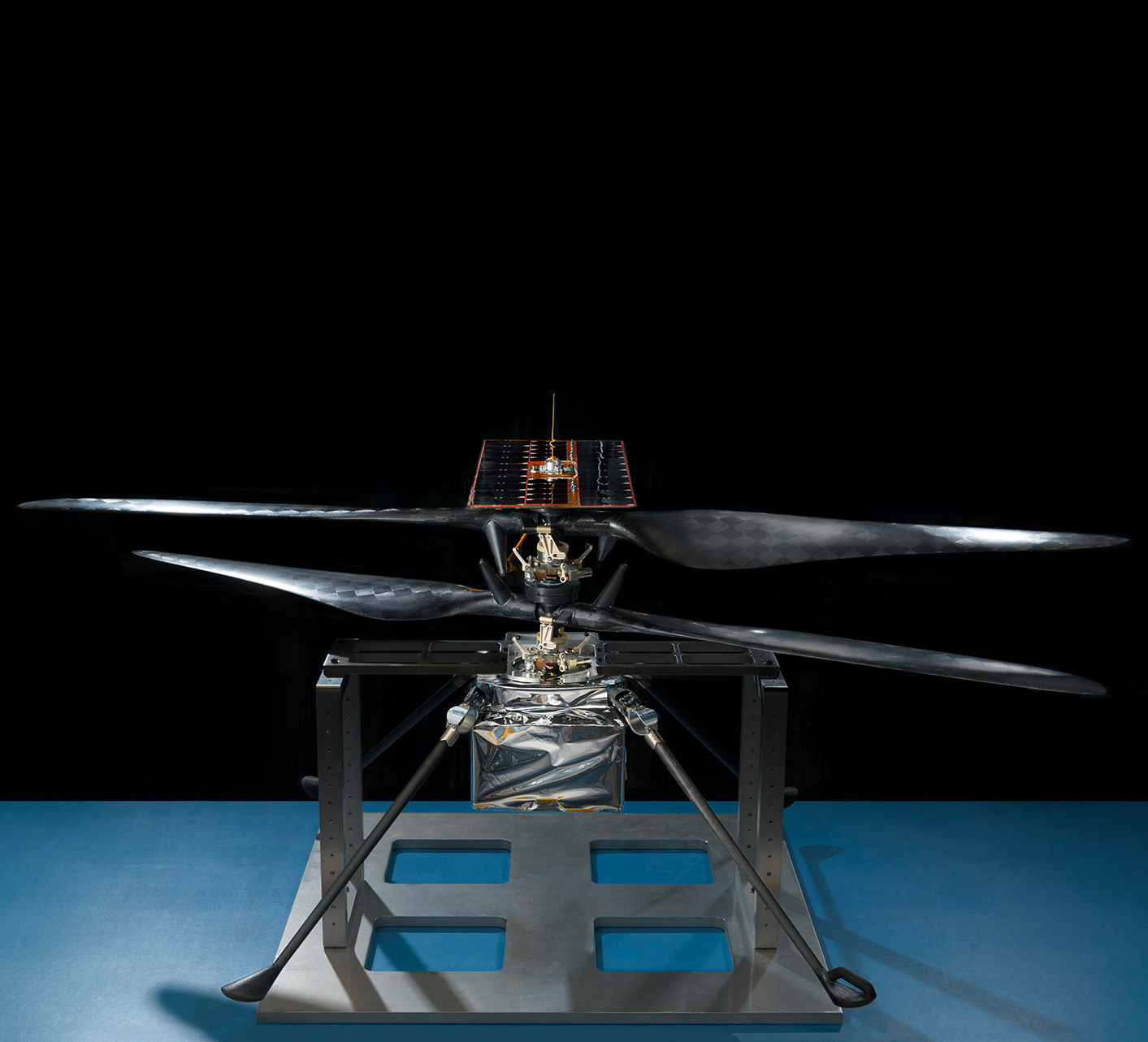 NASA JPL Mars Helicopter Scout