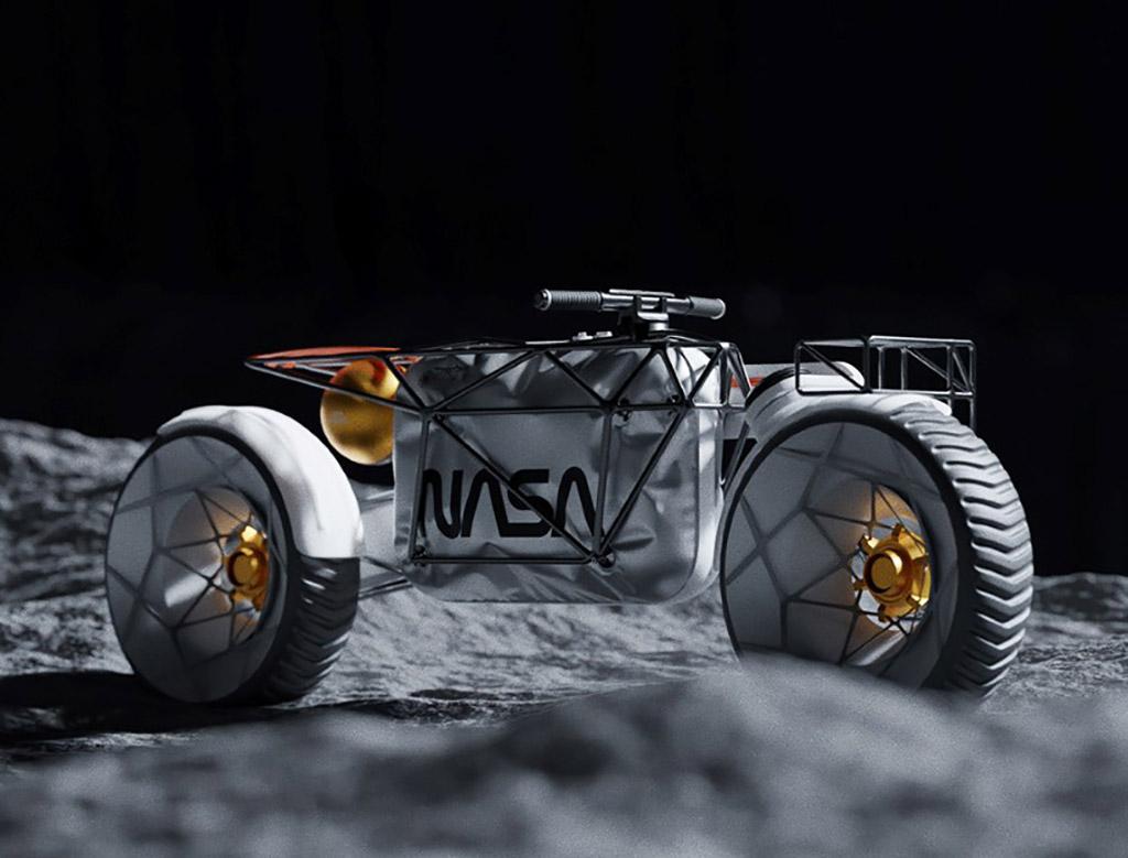 NASA LMV V1 Motorbike