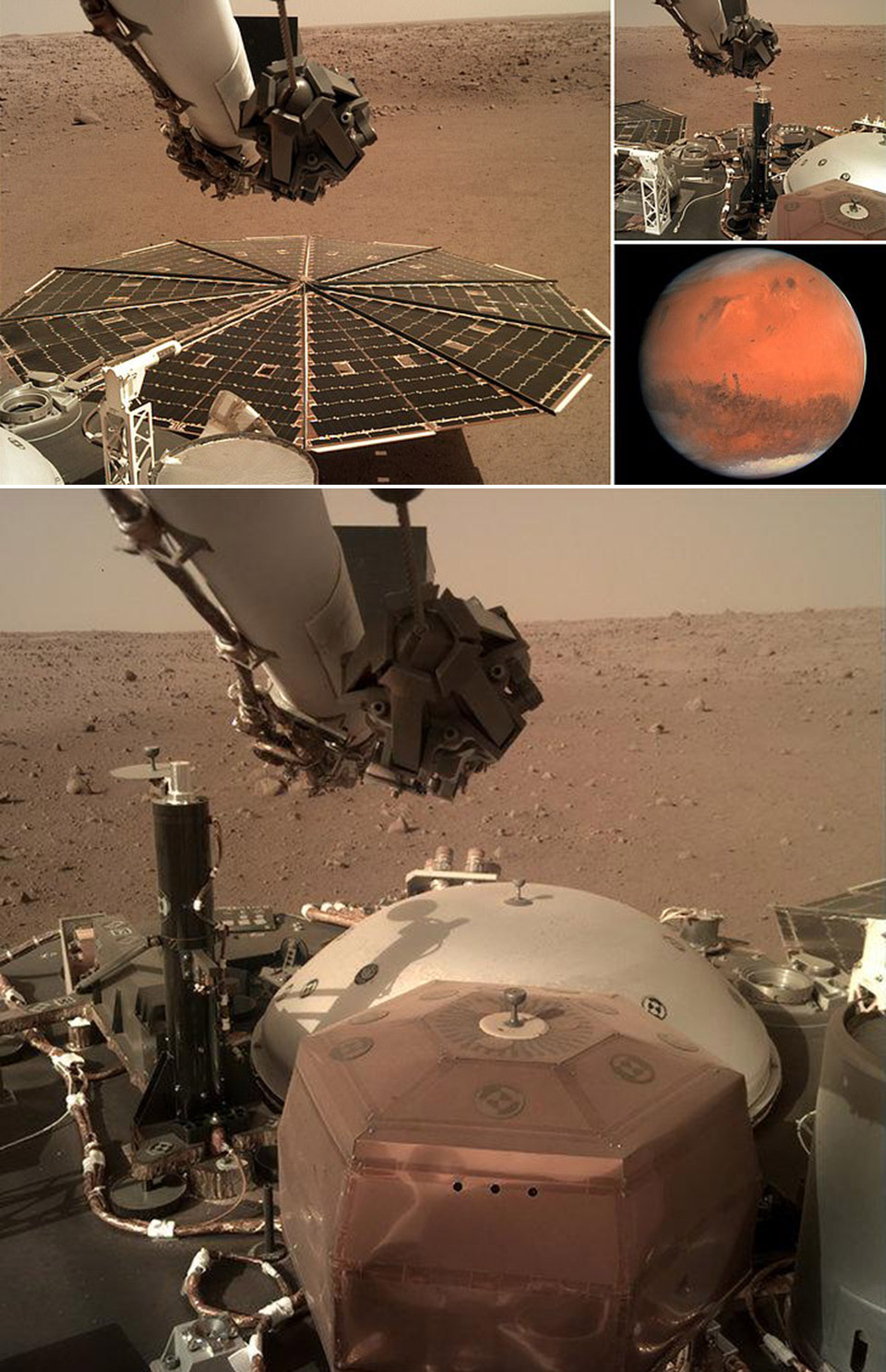 NASA Mars Audio Sounds