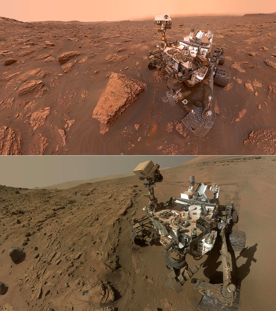 NASA's Curiosity Rover Detects Spike in Methane on Mars, Could Hint at Signs of Life – TechEBlog
