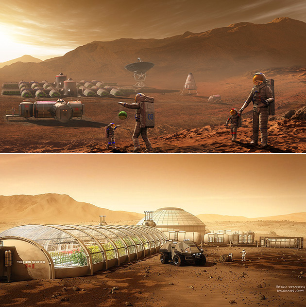 NASA Mars Exploration