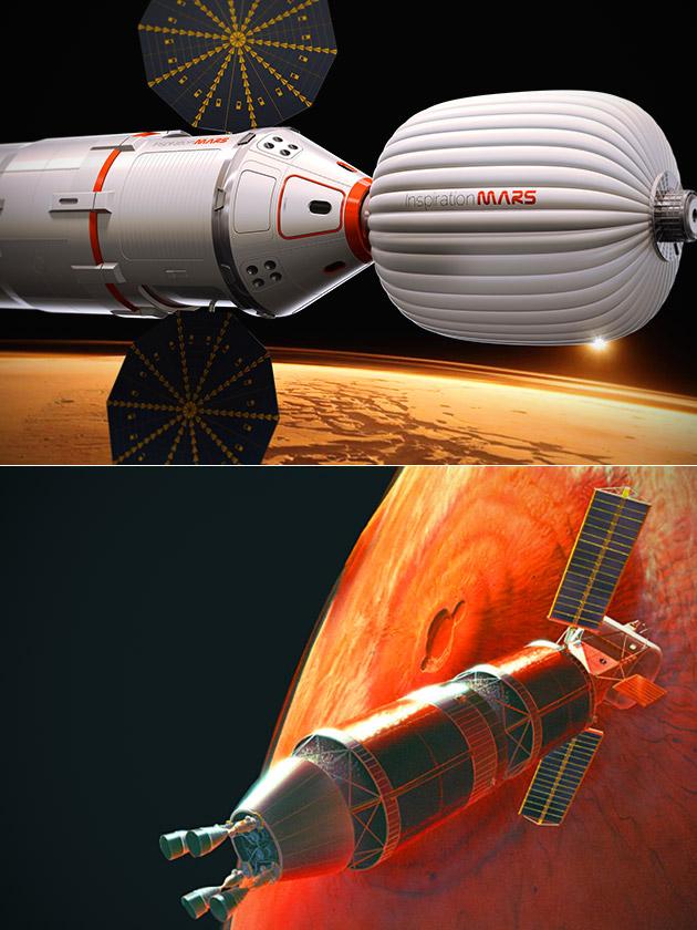 NASA Mars Application