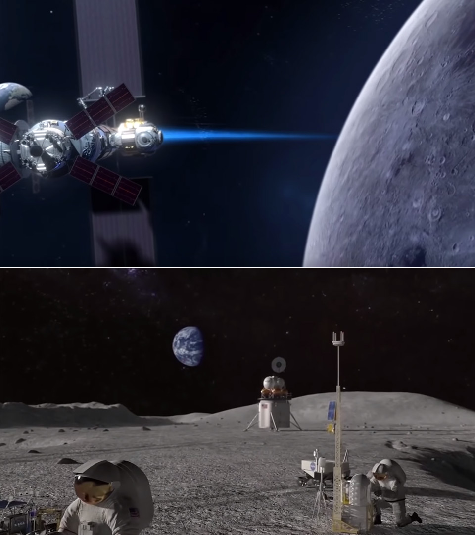 NASA Moon 2024
