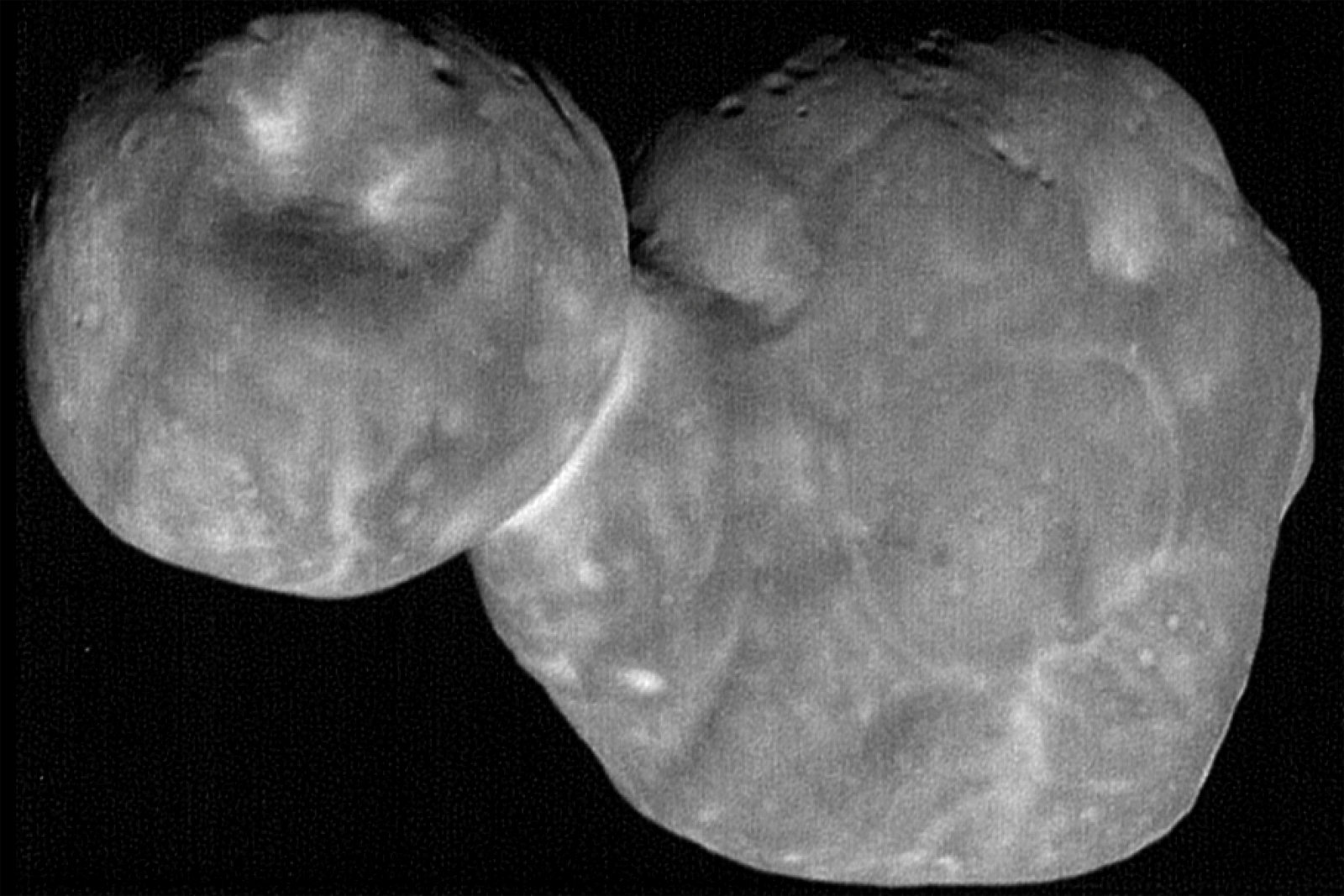 NASA New Horizons Kuiper Belt