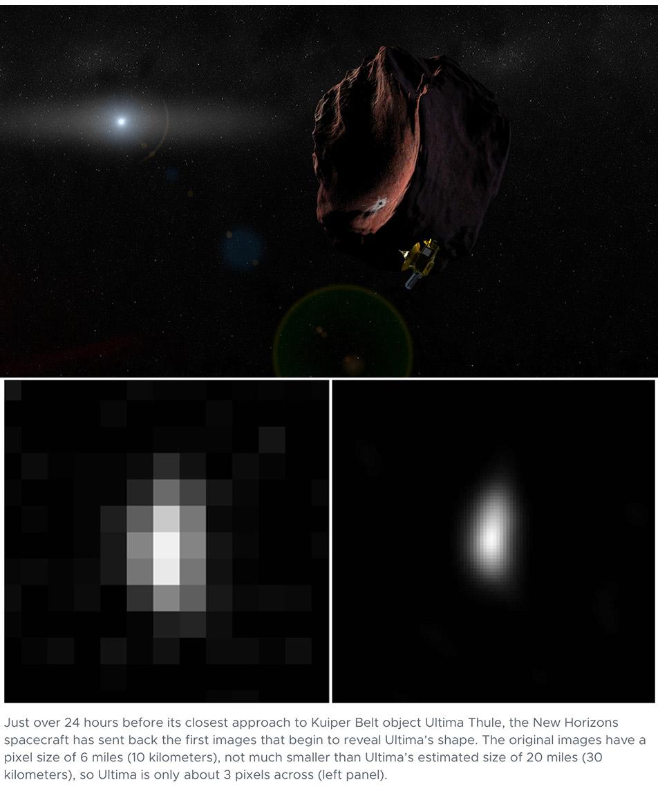 NASA New Horizons Spacecraft Pluto