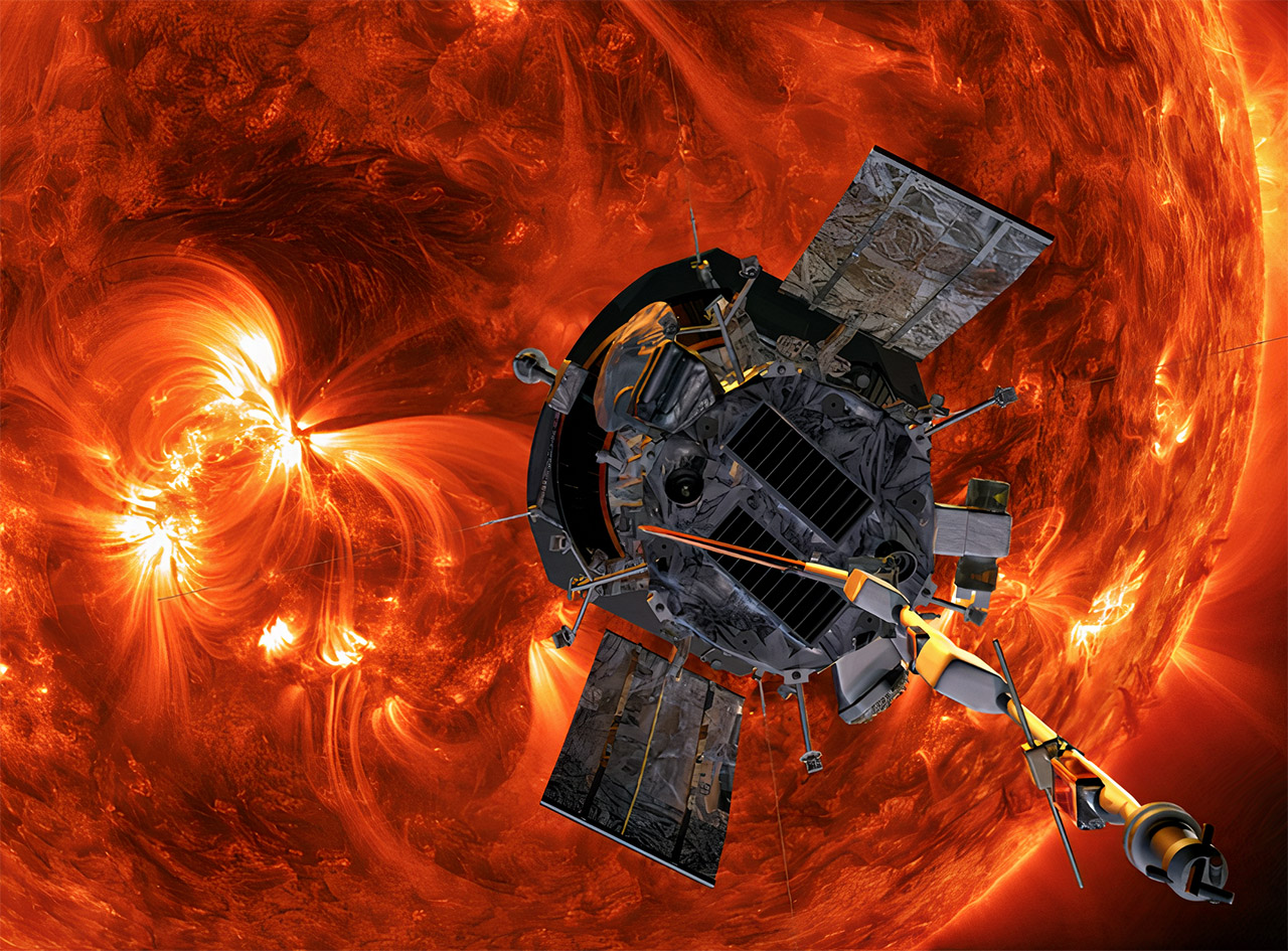 NASA Parker Solar Probe Fastest Object
