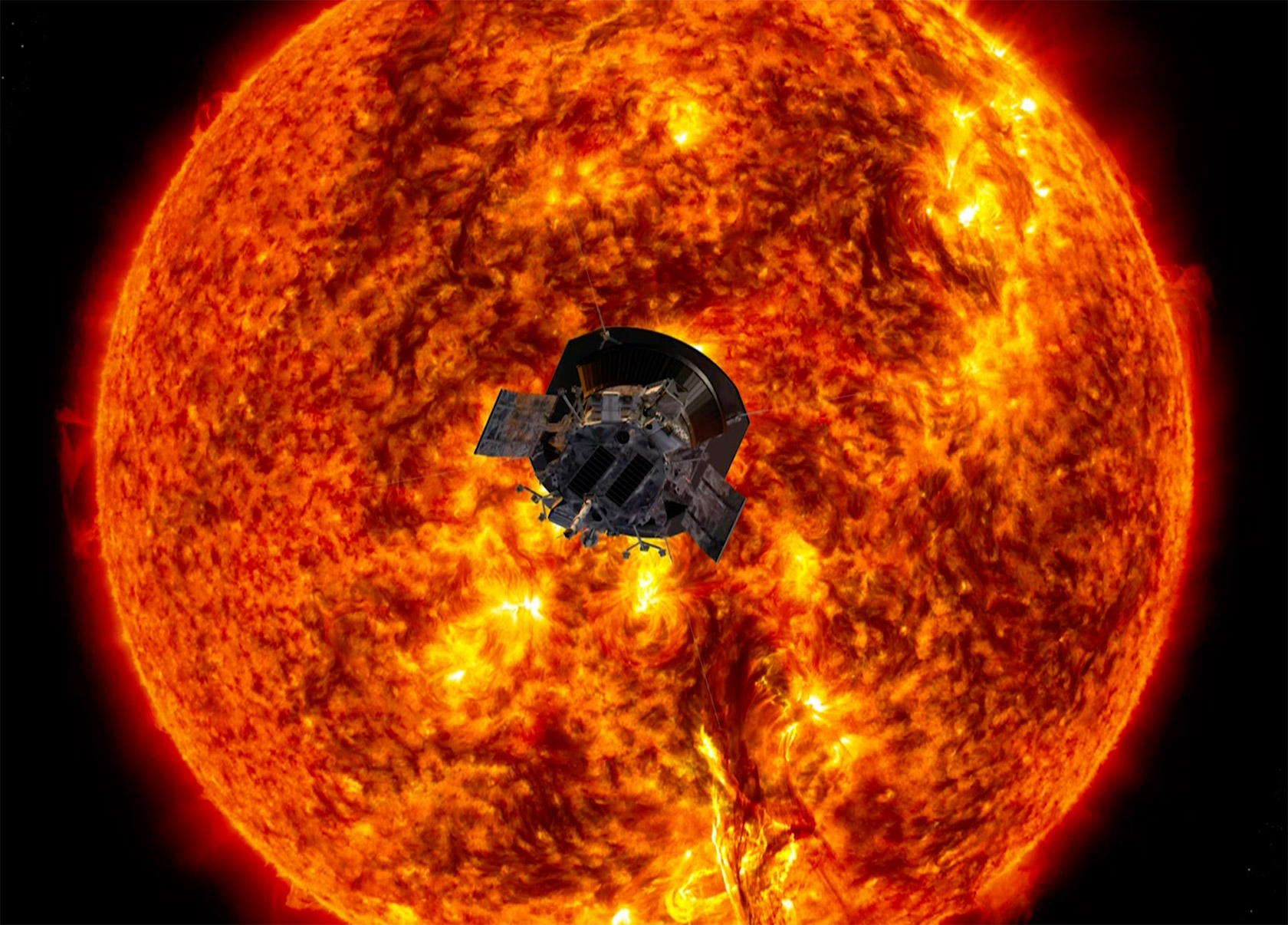 NASA Parker Solar Probe Discoveries