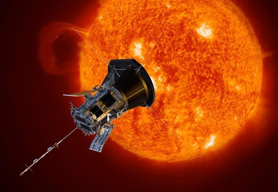 NASA Parker Solar Probe Wind