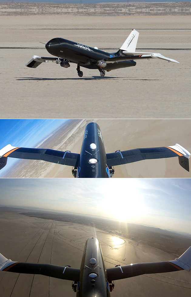 NASA's Spanwise Adaptive Wing Project Tests New Alloy to ...