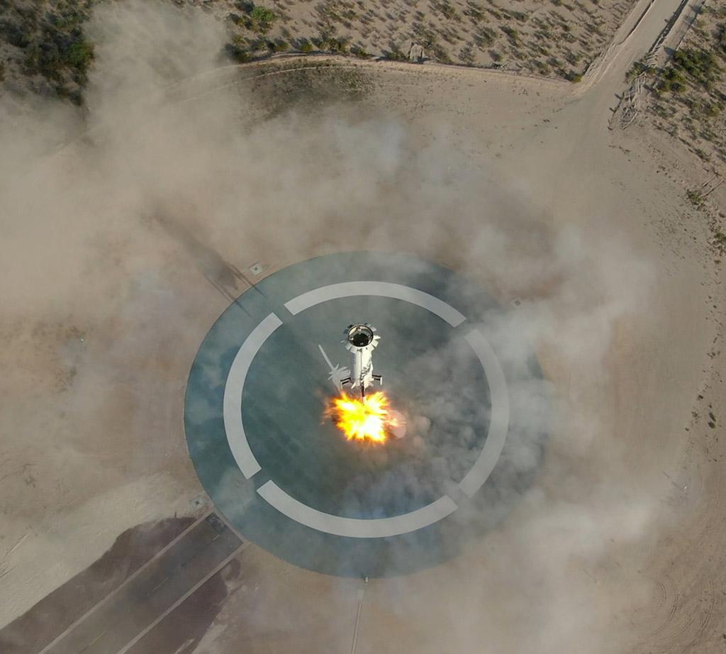 NASA Spacecraft Moon Landing Splice