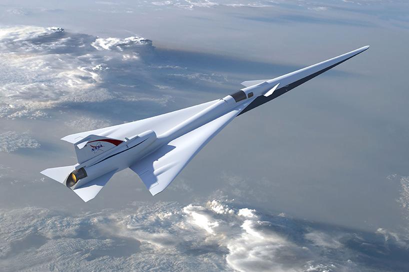 NASA Supersonic X Plane