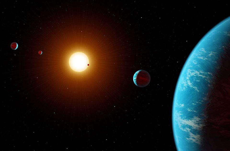 NASA Technosignature Extraterrestrial Life