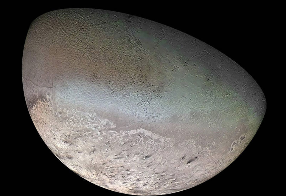 NASA Triton Neptune Moon Mission