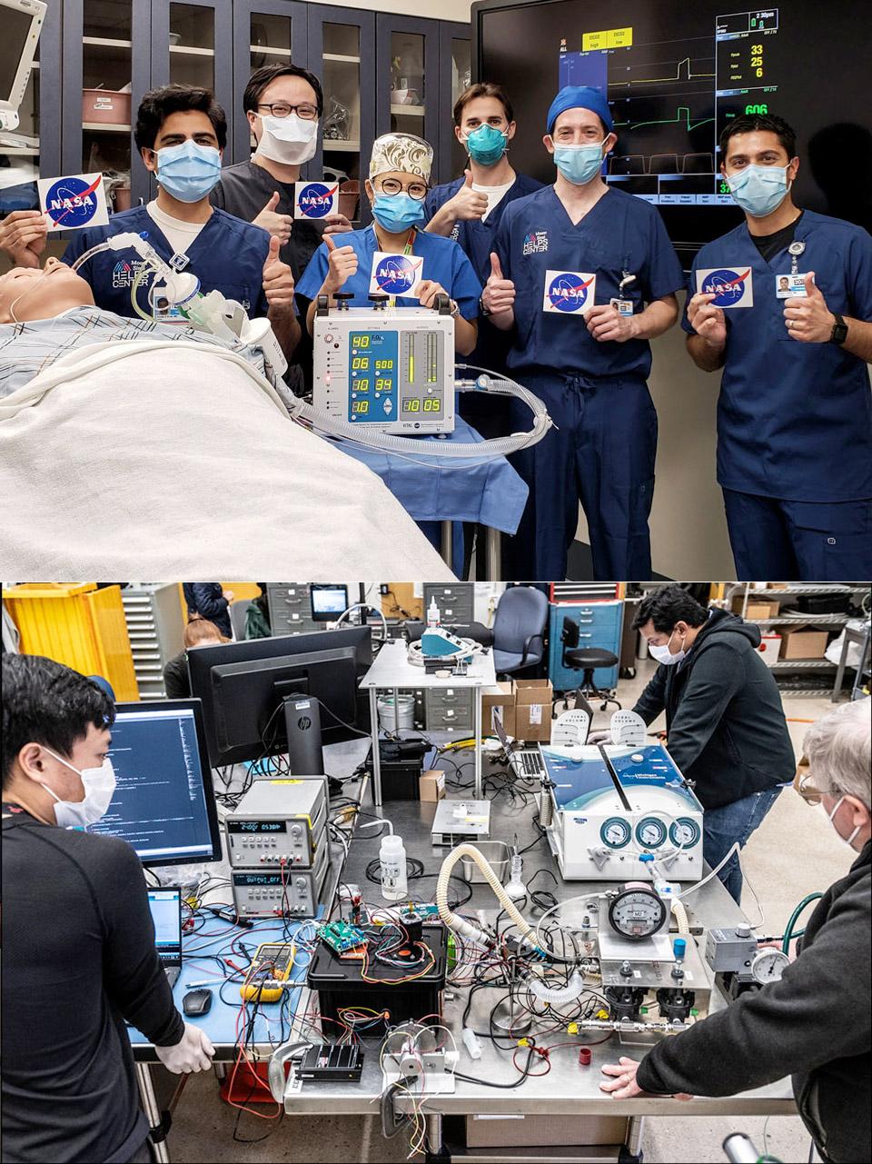 NASA Ventilator