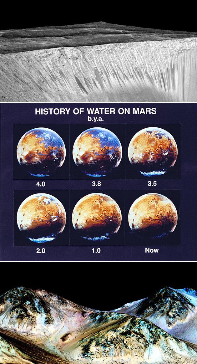 NASA Liquid Water