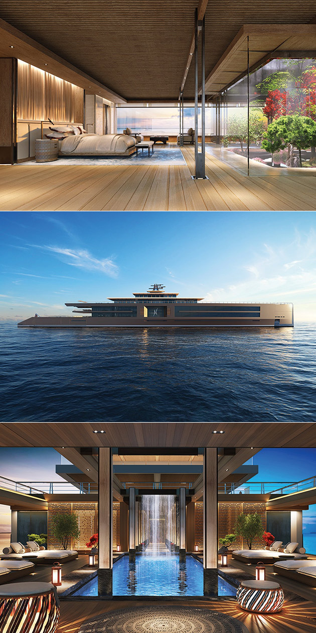 Nature Yacht