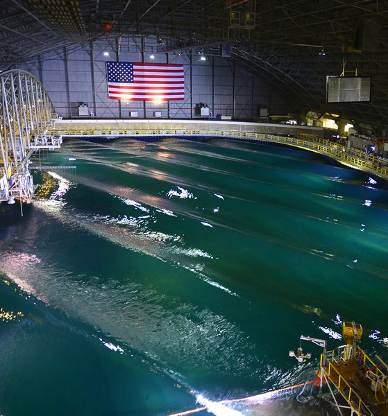 Navy Indoor Ocean