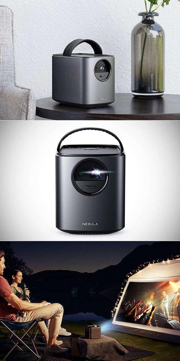 Nebula Mars Lite Portable Cinema