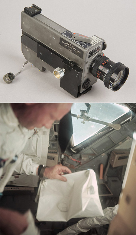 Neil Armstrong Camera