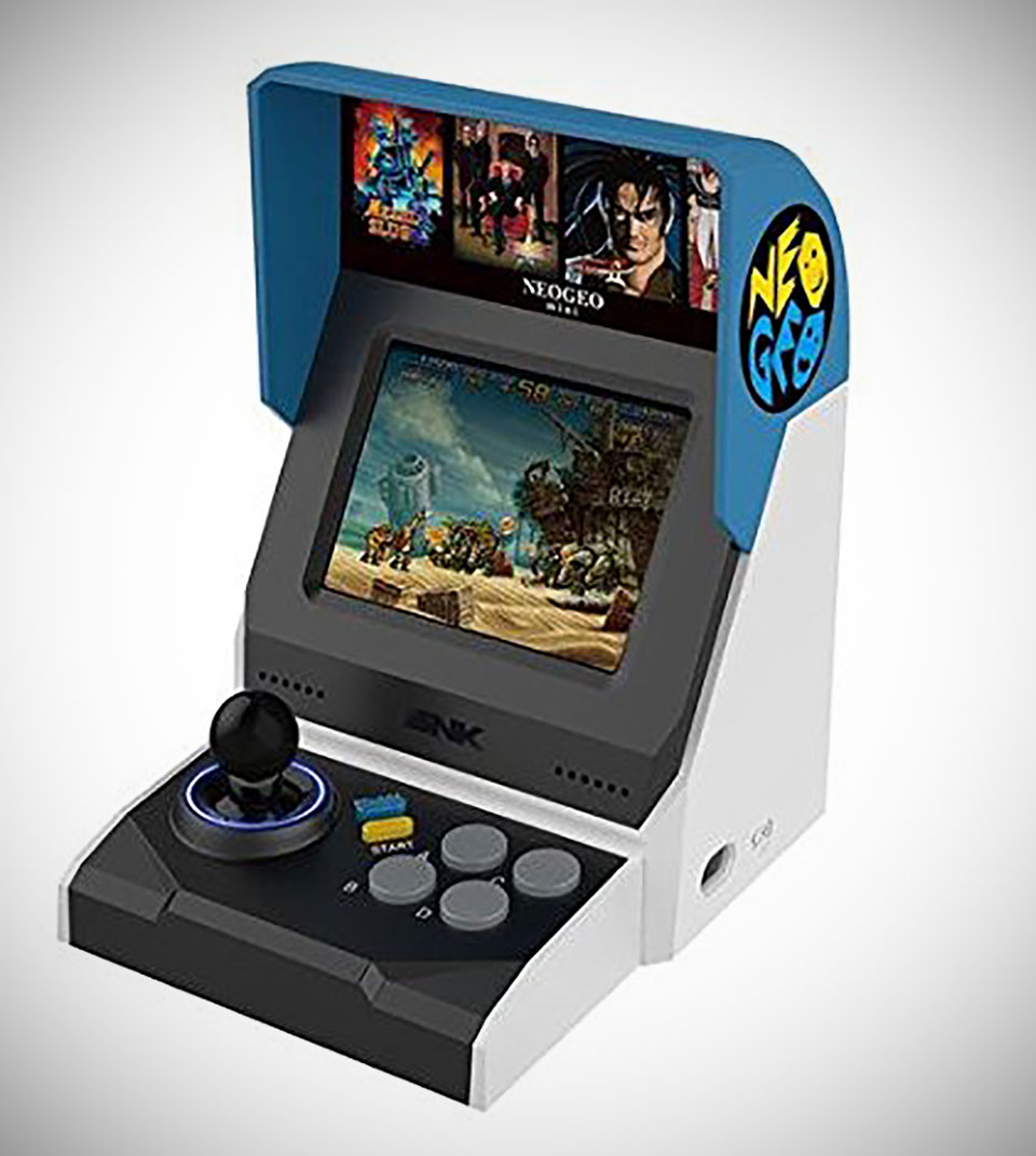 Neo Geo Mini International Arcade Machine