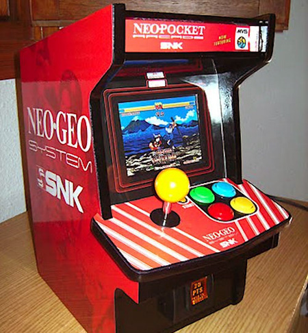-=   CUSTOM NEO GEO  =- Neogeopocket