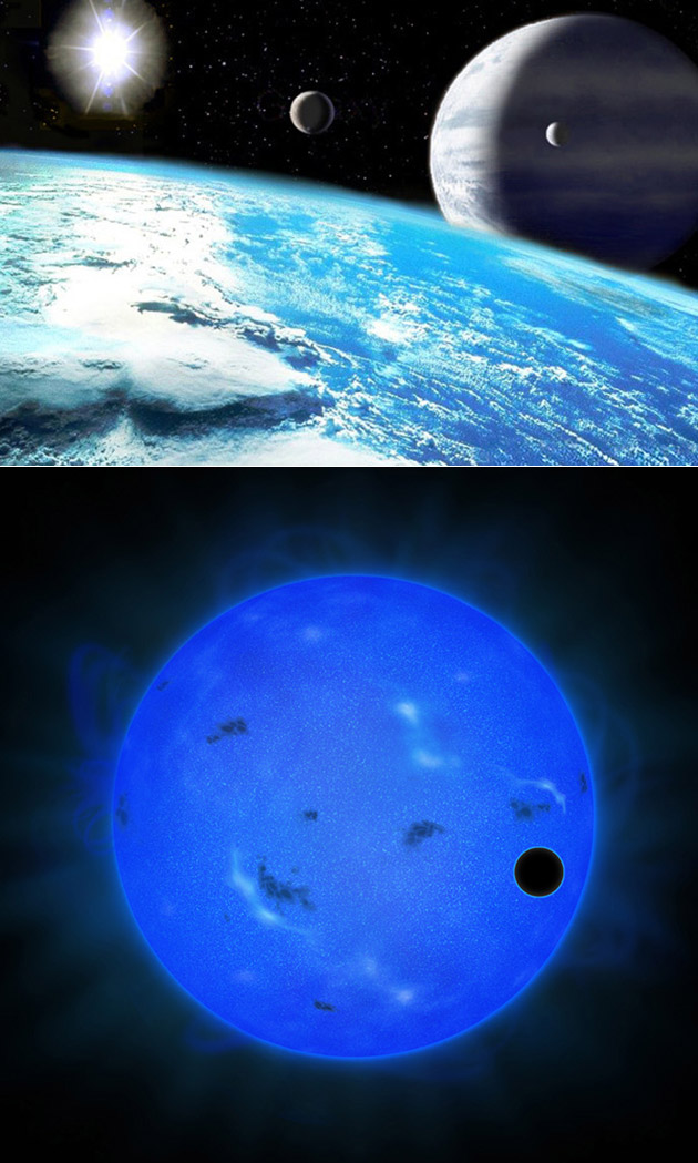 Neptune-Sized Earth