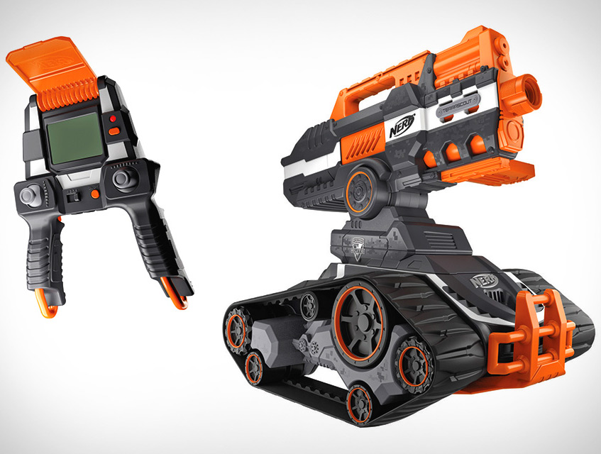 Nerf Elite Terrascout RC Drone