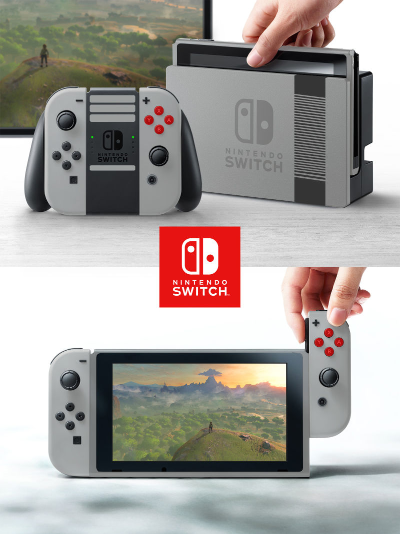 NES Nintendo Switch
