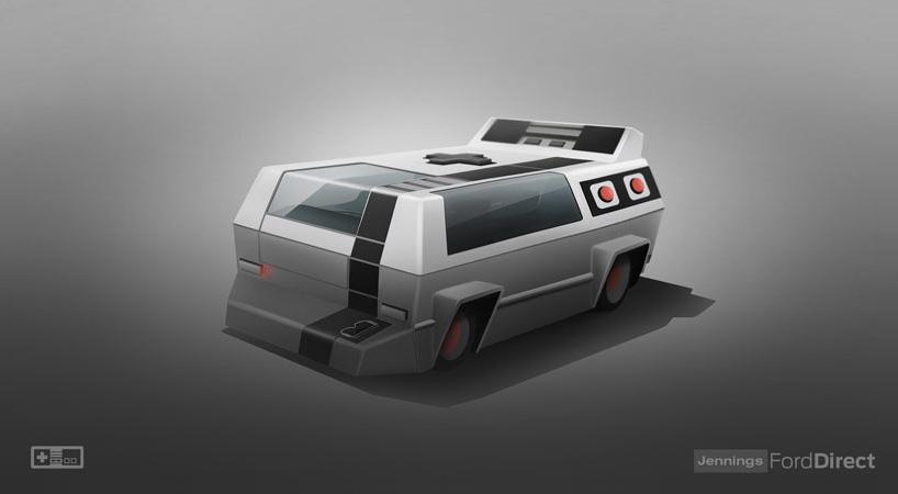 NES Car