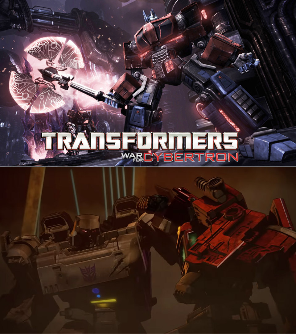 Netflix Transformers War for Cybertron Anime