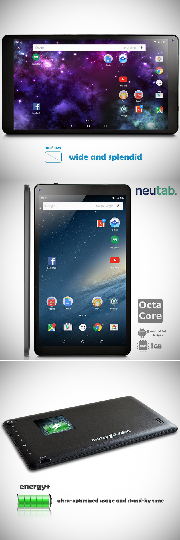 NeuTab Tablet