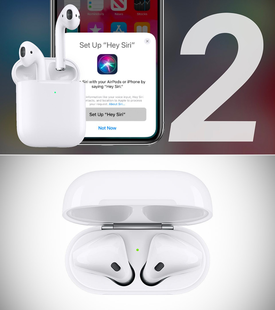 New AirPods Charging Case