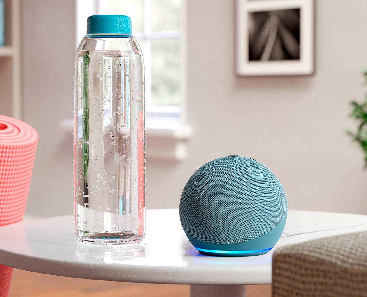New Amazon Echo Dot 4th Gen Smart Speaker