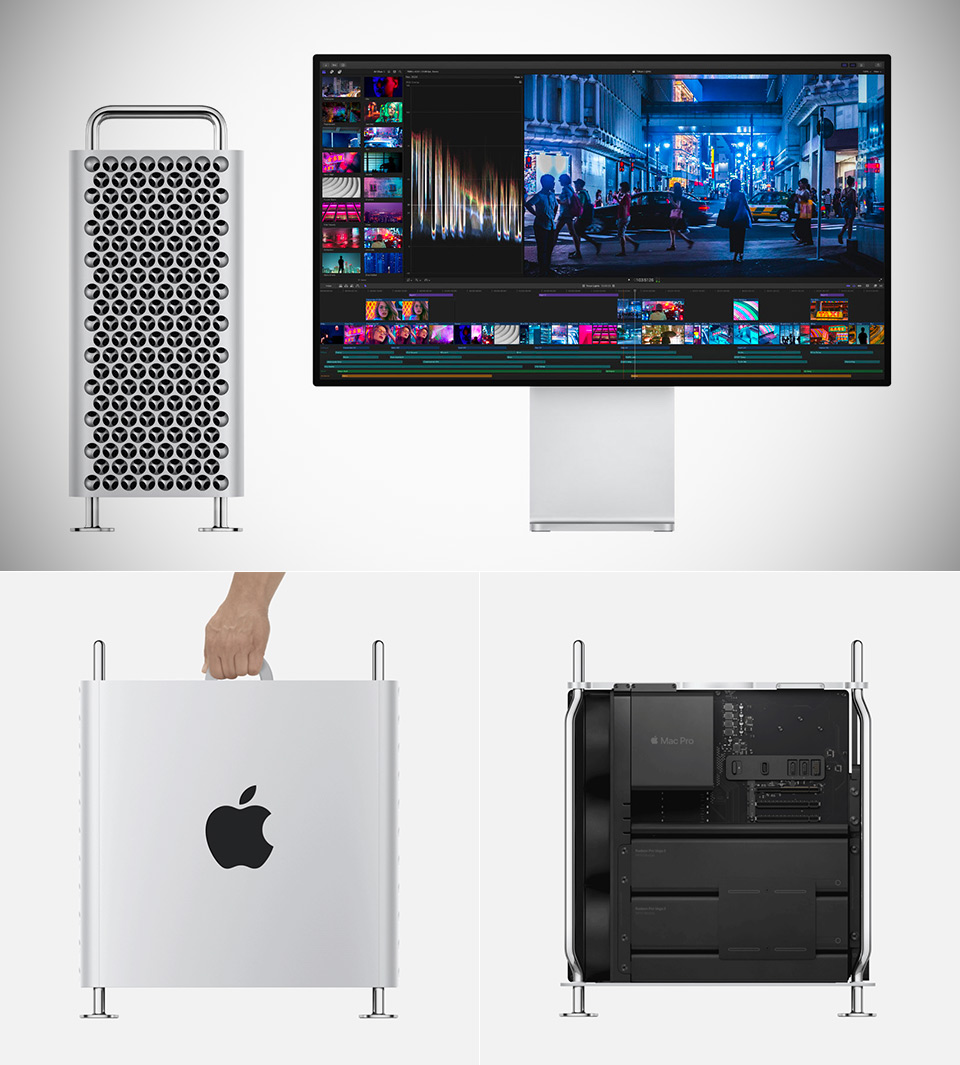 New Apple Mac Pro 2019