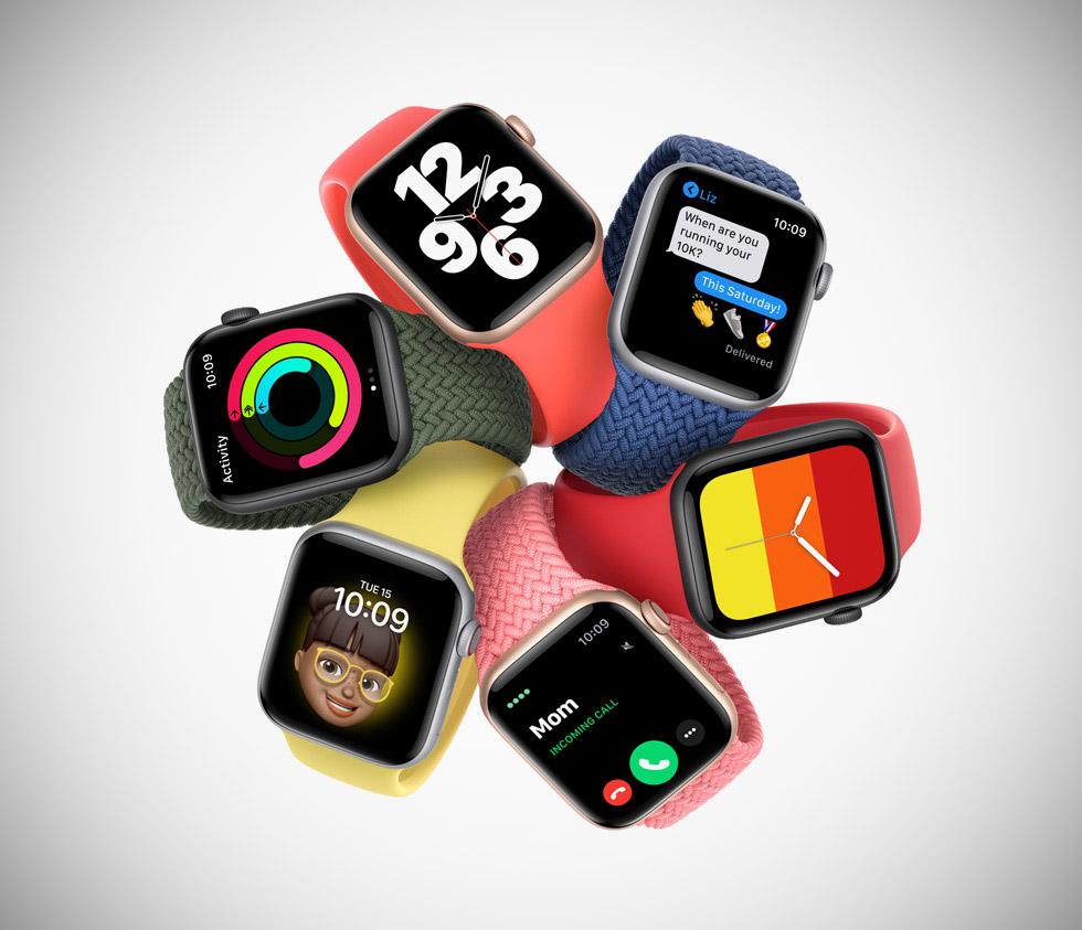 New Apple Watch SE 40mm