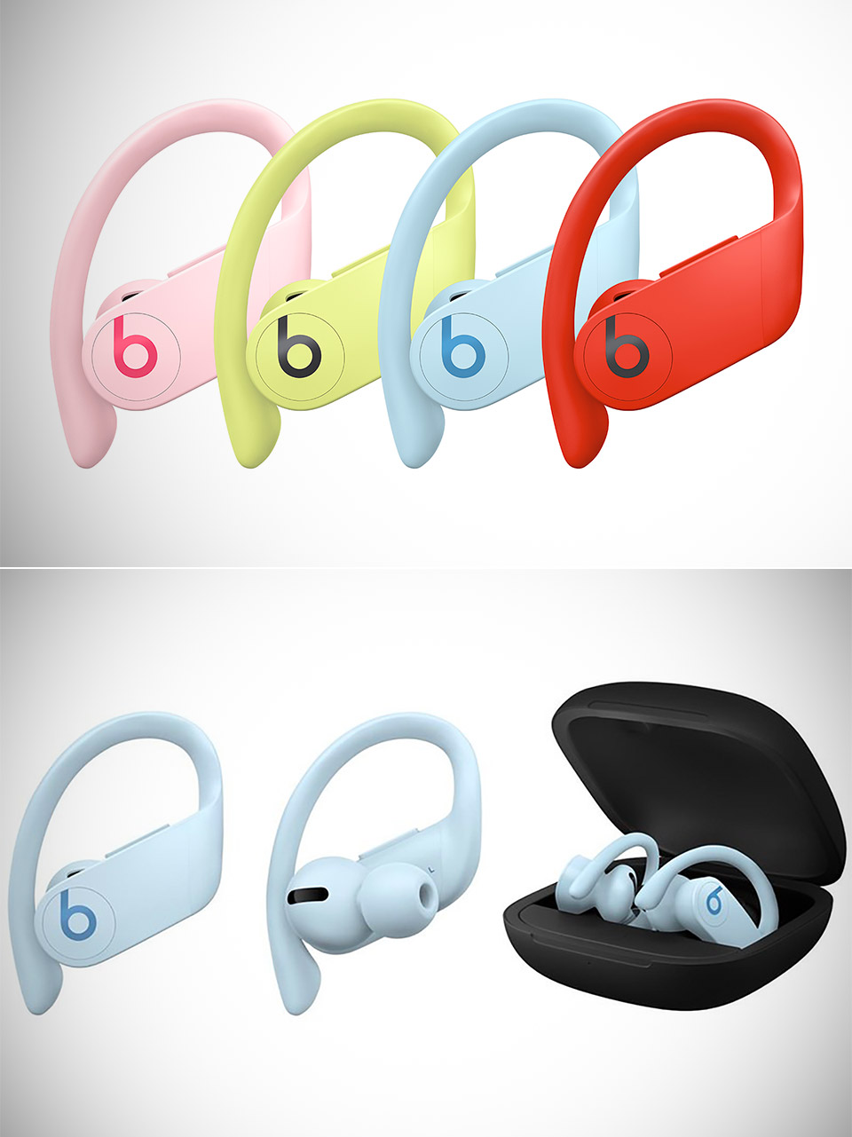New Beats Powerbeats Pro Colors