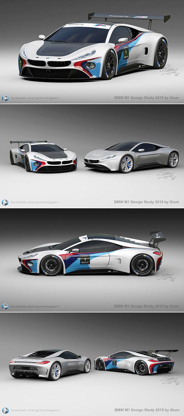 New BMW M1