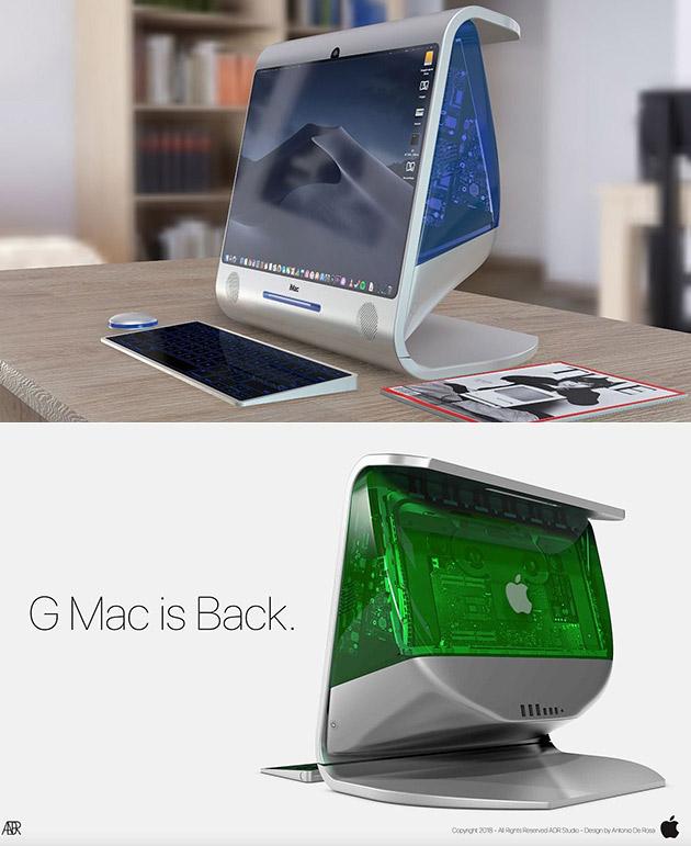 New iMac G3
