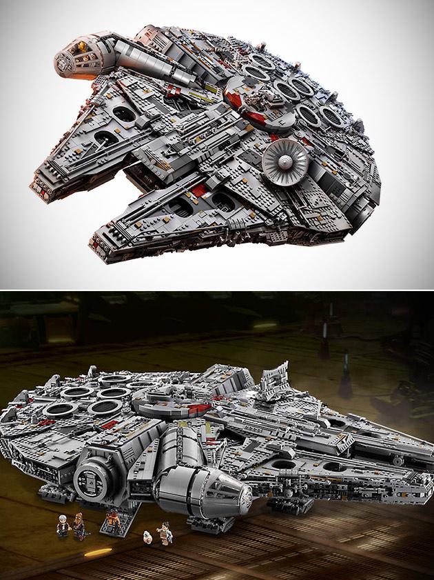 New LEGO Millennium Falcon