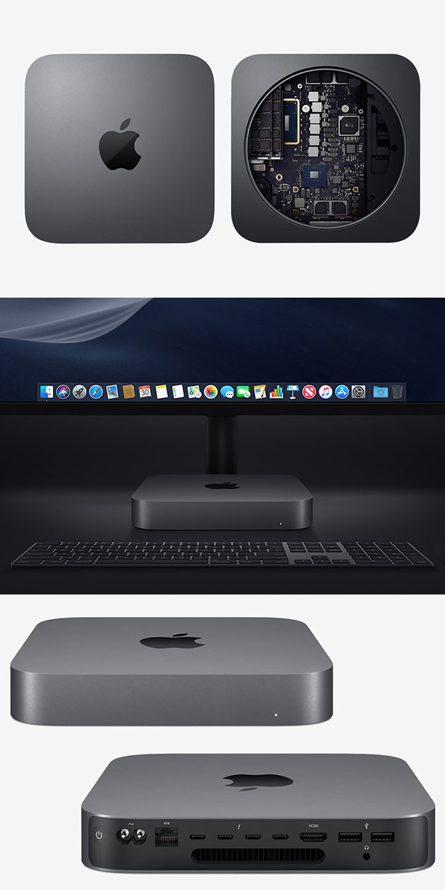 New Mac Mini