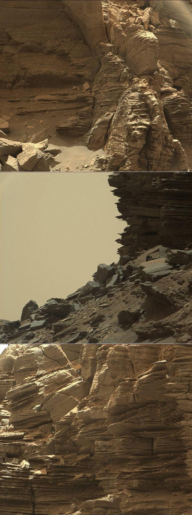 New Mars Photos