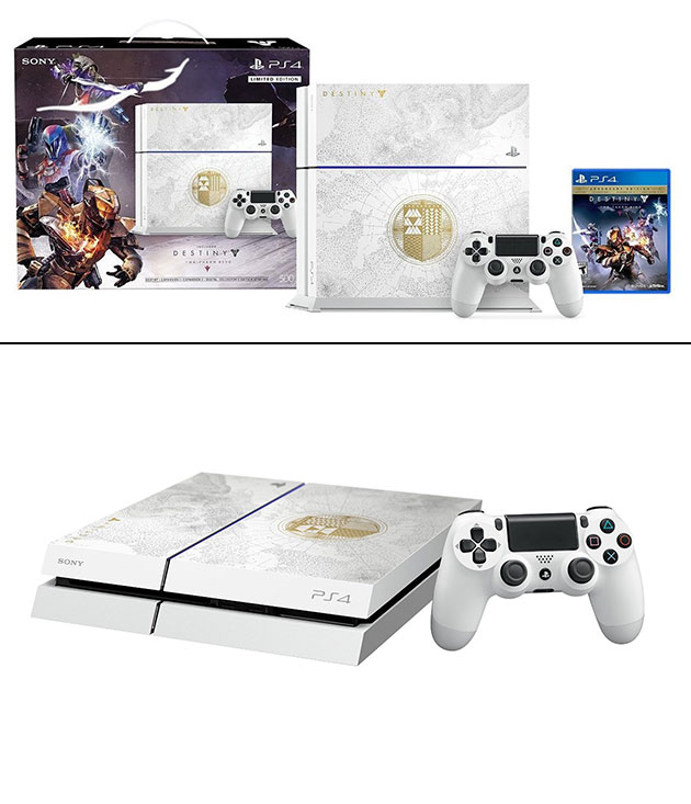 New PS4 Limited Edition Taken King
