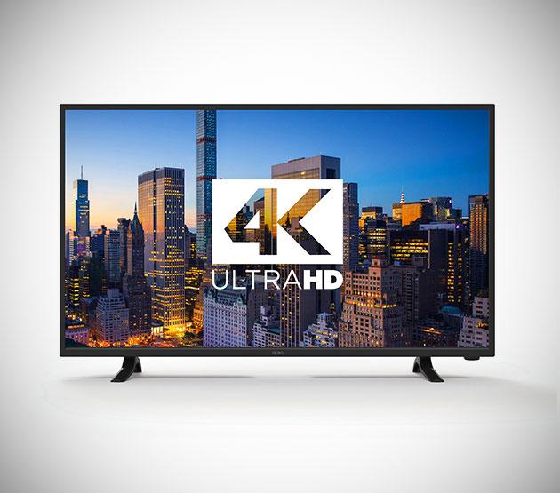 New Seiki 42in 4K TV