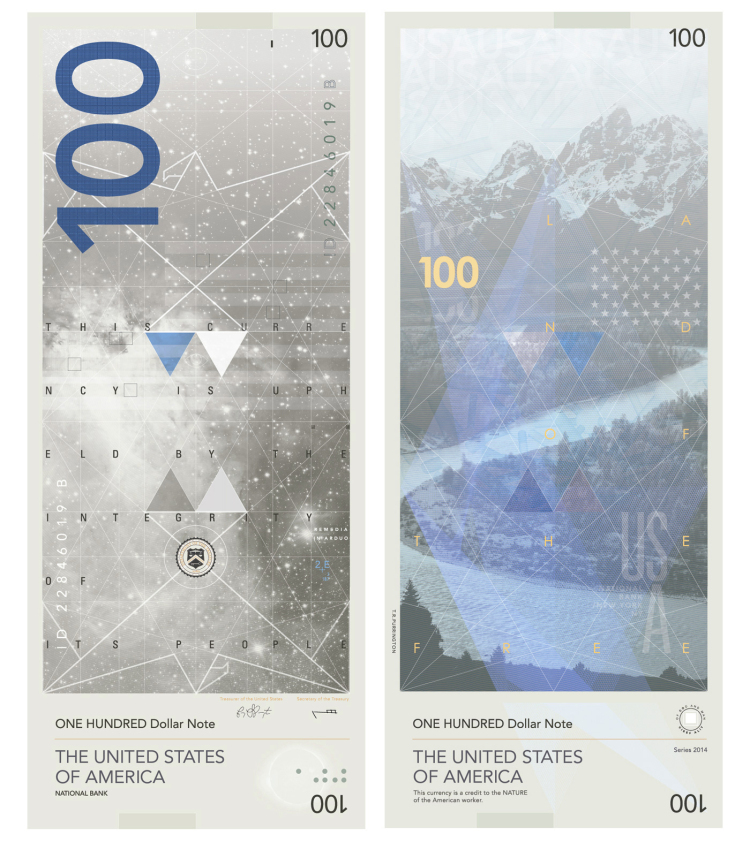 New US Currency Design