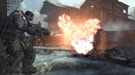 New Gears of War 2
