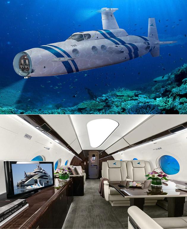 Neyk Personal Submarine