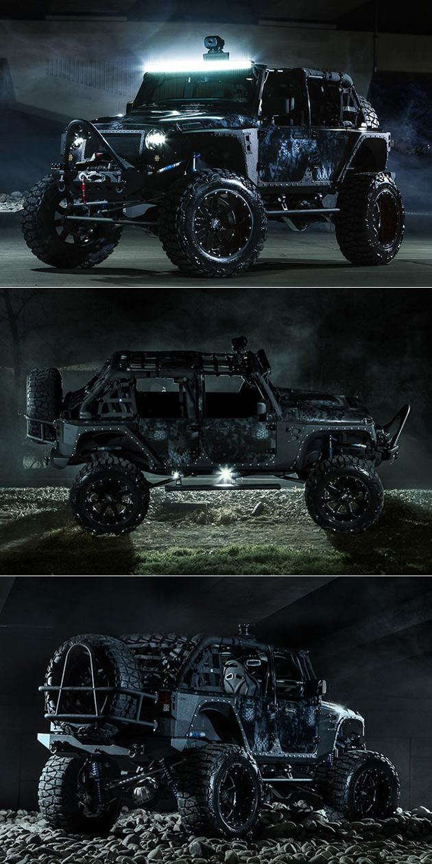 Nightstalker Jeep