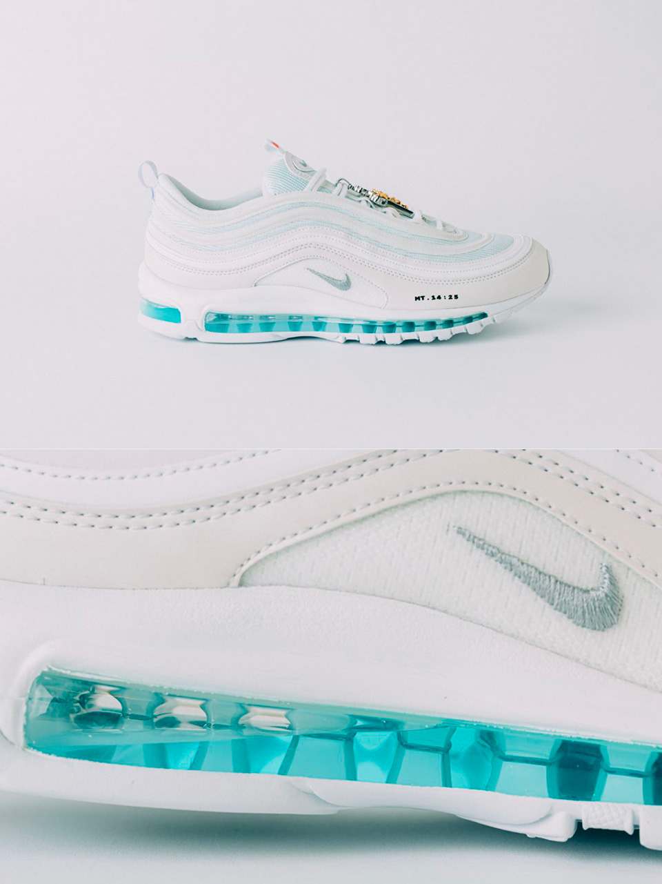 MSCHF Injects Nike Air Max 97 Sneakers with Holy Water from ...