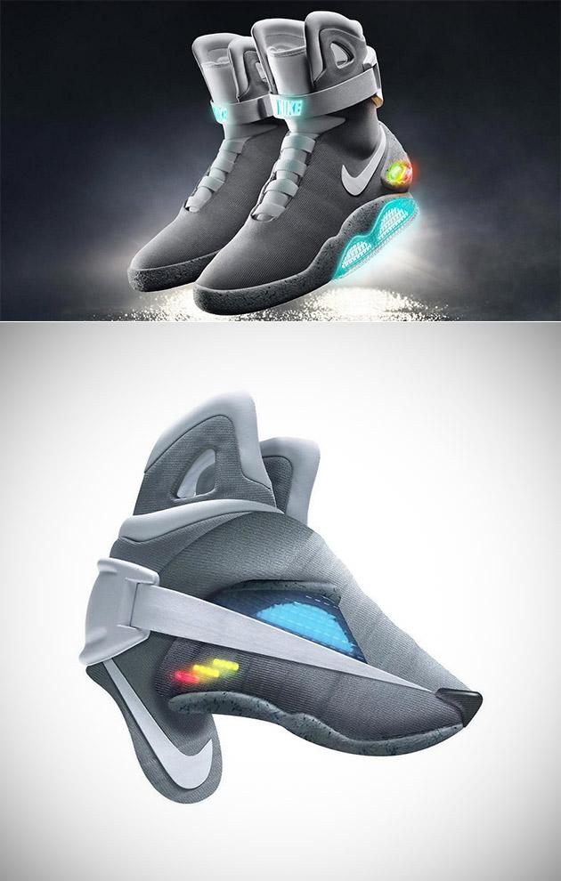 Nike Mag Sculpture
