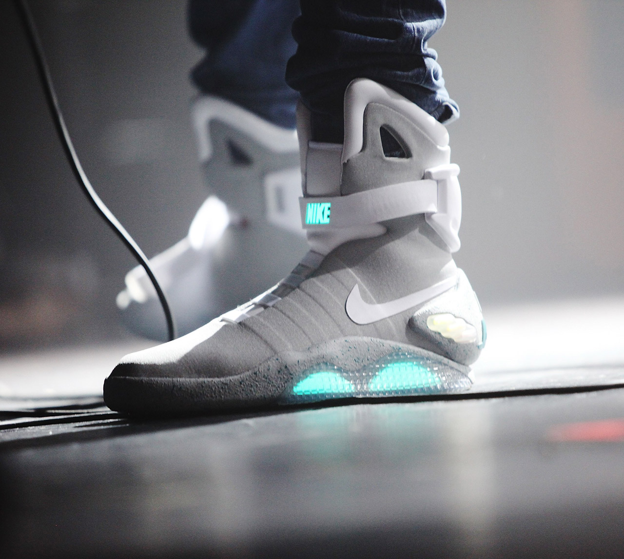 8d676a1bb08649 Nike s Self-Lacing Shoe Returns in 2019 and the Next-Generation ...